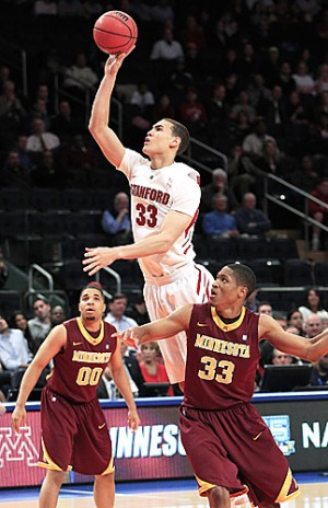 Dwight Powell, Stanford