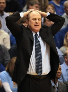 Despite Early Success, Ben Howland's Time As The UCLA Coach Has Ended (Jamie Squire, Getty Images)