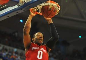 After Some Debate, Jared Sullinger Declared for the NBA Draft (AP Photo)