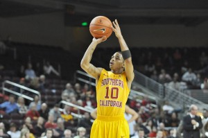 Maurice Jones Was A Constant For The Trojans, But Was Typically Inefficient (Brendan Hui, Daily Trojan)
