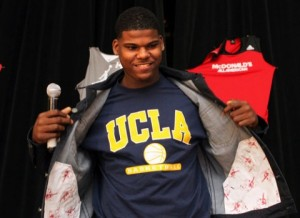 Now That Tony Parker Signed with UCLA, the Bruins Have Huge Expectations Again (Photo: Atlanta Journal Constitution)