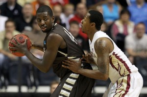 Andrew Nicholson Was a Versatile Threat on Both Ends for St. Bonaventure (AP Photo)