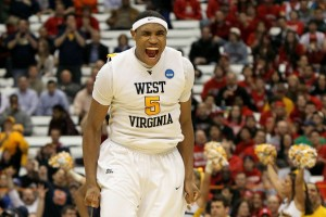 Kevin Jones is a Fiery Competitor That Had a Great Career at West Virginia (Getty Images/J. McIsaac)