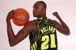 Devonta Pollard Will Be A Major Force In The Middle For Anthony Grant. (Photo: Barking Carnival)