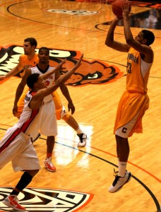 Crabbe's Smooth Jumper Led The Golden Bears To The NCAA Tournament In 2011-12 (credit: Andy Wooldridge)