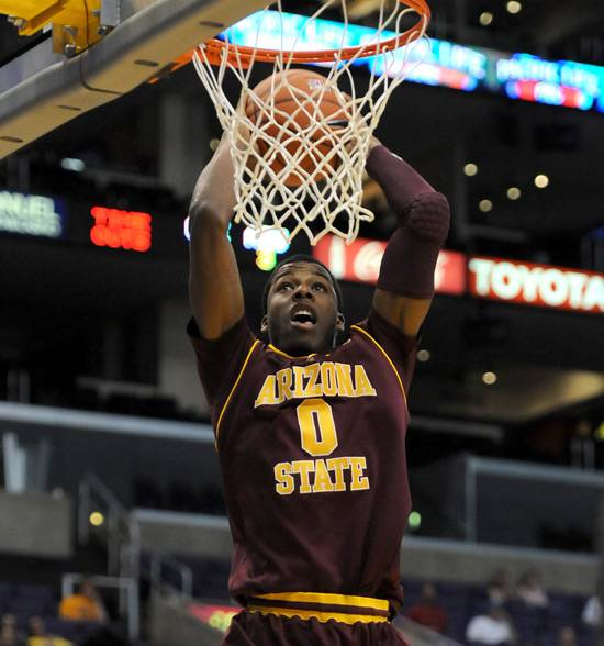 Carrick Felix, Arizona State