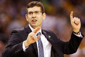 Brad Stevens' Team Received No Favors from the Atlantic 10 (AP Photo/D. Phillip)