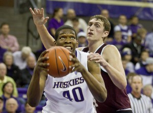 Kemp, Jr. Will Get More Playing Time In 2012-13 After The Departure Of Darnell Gant (credit: Dean Rutz)