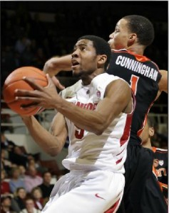 After A Promising Freshman Campaign, Chasson Randle Failed To Make Big Strides As A Sophomore (credit: Paul Sakuma)