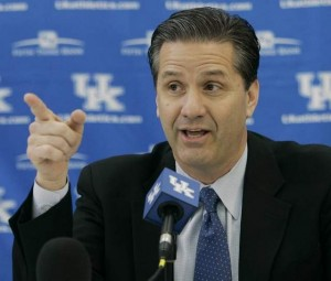 Look for Kentucky to pile up easy wins next year to extend the home winning streak (AP Photo)