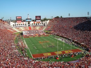 The Basketball Program Runs Far Behind Other USC Athletic Programs, Including Their Iconic Football Team