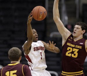 Chasson Randle Can Be The Alpha-Dog That Leads Stanford To A Top-Four Finish (credit: Jae Hong)