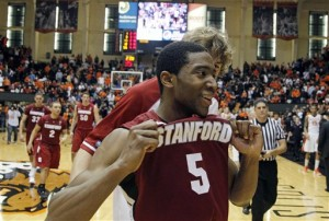 Is This The Year Stanford Gets Back Into The Race For The Conference Title? (credit: Rick Bowmer)