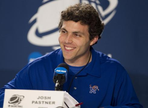 Josh Pastner and Memphis were among the winners of conference realignment. (Photo credit: Greg Bartram/US Presswire).
