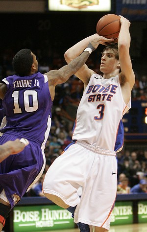 Anthony Drmic, Boise State