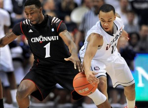 The Bearcats are featured in several appealing Big East matchups this season (Photo credit: Jessica Hill/AP Photo).