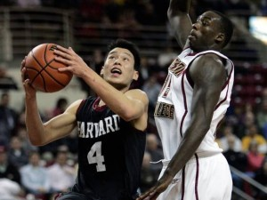 Even after leaving the program, Lin's collaborative deal could strike fear into NCAA enforcement (Photo credit: Michael Dwyer/AP Photo).