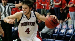 The Gaels Will Once Again Rely Heavily On Standout Guard Matthew Dellavedova (Saint Mary's athletics)