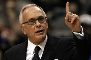 With Larry Brown Back, SMU Will Push Forward (Photo credit: LM Otero/AP).