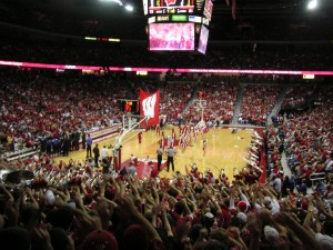 The Grateful Red Will Do Their Best To Send California Out Of The Kohl Center With A Loss (credit: Wikipedia)