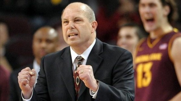 Sun Devil Head Coach Herb Sendek Has Put Together One Of The Toughest Schedules In The Pac-12 For Arizona State (US Presswire)