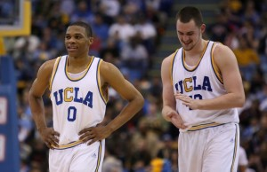 Russell Westbrook, Kevin Love