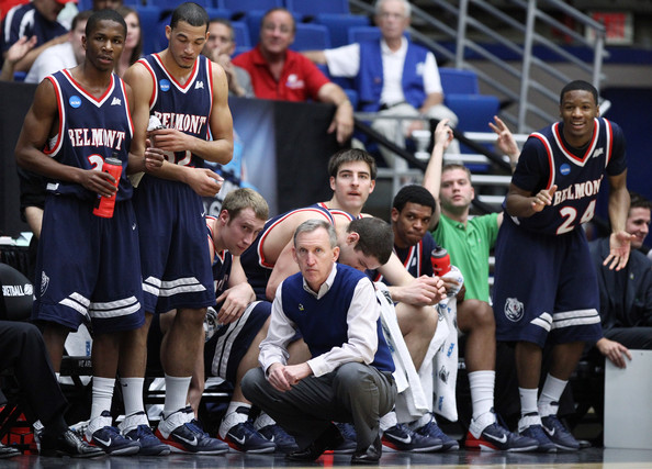 Rick Byrd and the Belmont Bruins will battle with Murray State for OVC supremacy.