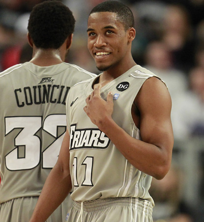 Providence's Bryce Cotton looks to continue their wild ride