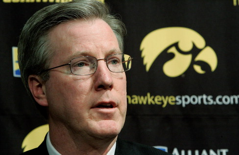 McCaffery's Team Has Spiraled Away From Him in the Last Month (AP)
