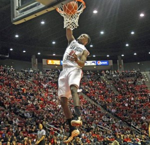 Jamaal Franklin, San Diego State