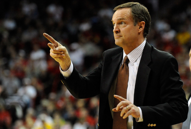 Lon Kruger Is Proving To Be One Of The Better Coaches In The Country