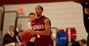 Siyani Chambers has thoroughly impressed so far (Harvard Athletics)