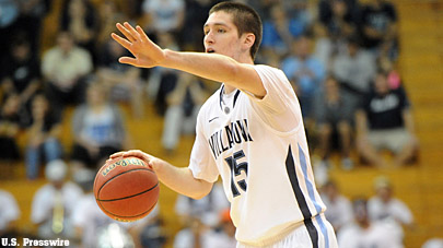 Freshman Guard Ryan Arcidiacono Was Instrumental In Getting Villanova Back To The NCAA Tournament (U.S. Presswire)