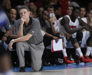Winning without Gorgui Dieng will require creativity from Rick Pitino