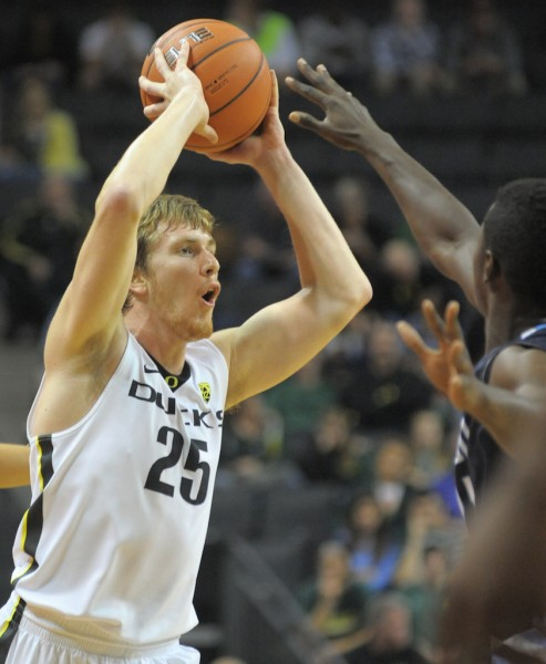 Oregon Has Had Success So Far, But Needs Singler To Contribute More