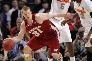 With Mike Bruesewitz out for at least a month, the Badgers will have some holes to fill in the early going. (Greg M. Cooper/US Presswire)