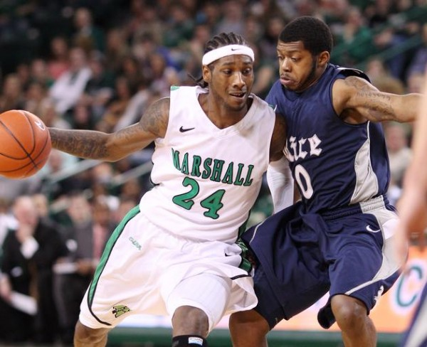 Iowa State's fortunes may hinge on yet another newcomer, former Marshall point guard Deandre Kane.