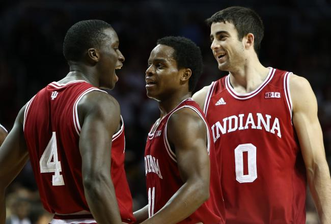 Indiana's loss to Ohio State raised some questions (US Presswire)