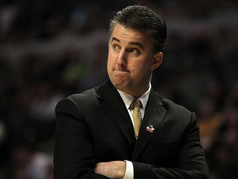 Purdue coach Matt Painter saw his team win ugly against Minnesota, but it kept the NIT chances more likely. (AP)