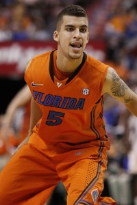 Gametime experience is crucial for Florida in adjusting to Scottie Wilbekin at the point.
