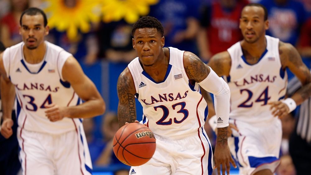 A Big 12 Championship Could Be On The Line Tonight For Kansas (AP)