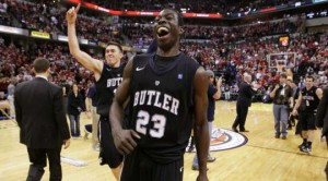 After years of playing big on the big stage, was anyone really surprised by Butler's win over top-ranked Indiana? (AP)