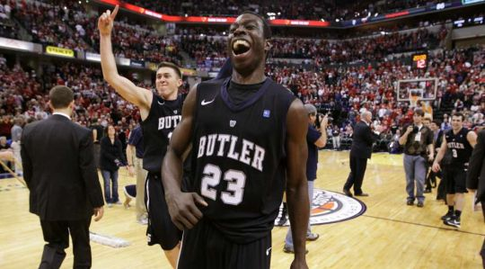 After years of playing big on the big stage, was anyone really surprised by Butler\'s win over top-ranked Indiana? (AP)