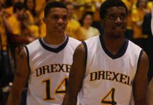 Drexel Fans Are Hoping Frants Massenat and Damion Lee Can Lead a Turnaround (Josh Verlin / Philahoops)
