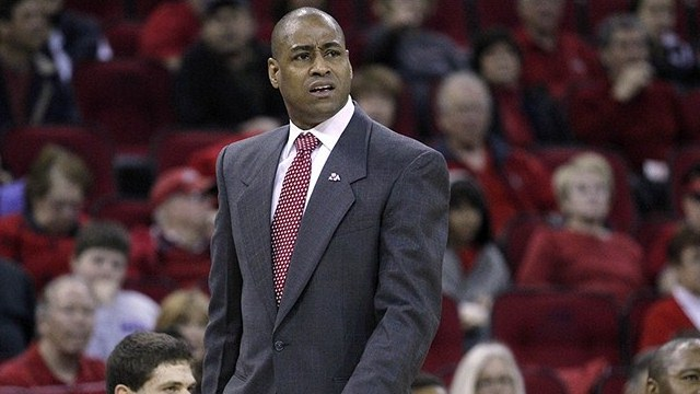 Fresno State Head Coach Rodney Terry Is Still In The Process Of Working Things Out (Carl Edmonson, US Presswire)
