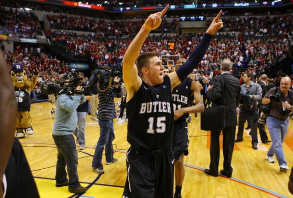 Rotnei Clarke's Sharpshooting Helped Butler to a Big Upset of Top-Ranked Indiana (Brian Spurlock/USA TODAY Sports)