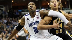 Will Memphis' Inside Game Overpower Ohio?