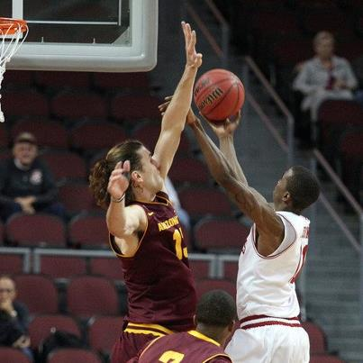 Jordan Bachynski's Shotblocking and Rebounding Numbers Will Dip Some In Conference Play, But He's Still A Major Positive For the Sun Devils