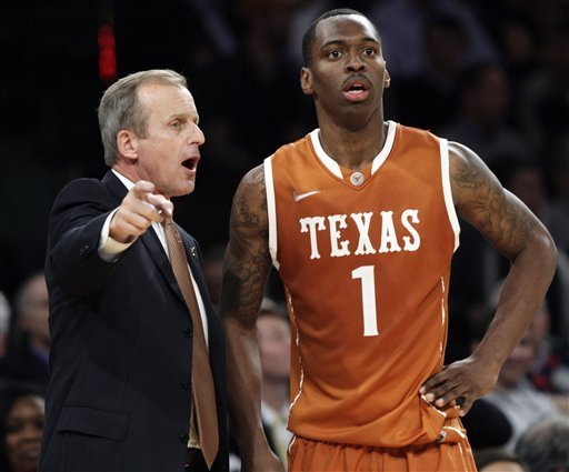 Rick Barnes' Seat is the Warmest in the Big 12