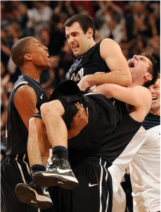 Butler Deserves to Celebrate Another Huge Win